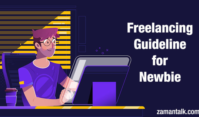Freelancing Guideline for Newbie
